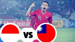 Download Video HIGHLIGHTS & GOAL Indonesia U-19 vs China Taipei U-19 3-1 | Penyisihan Grup A MP3 3GP MP4