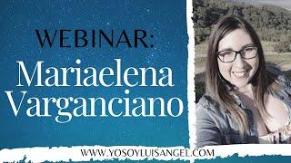 CONECTA CON TU LEY DE ATRACCIÓN con Mariaelena  Varganciano