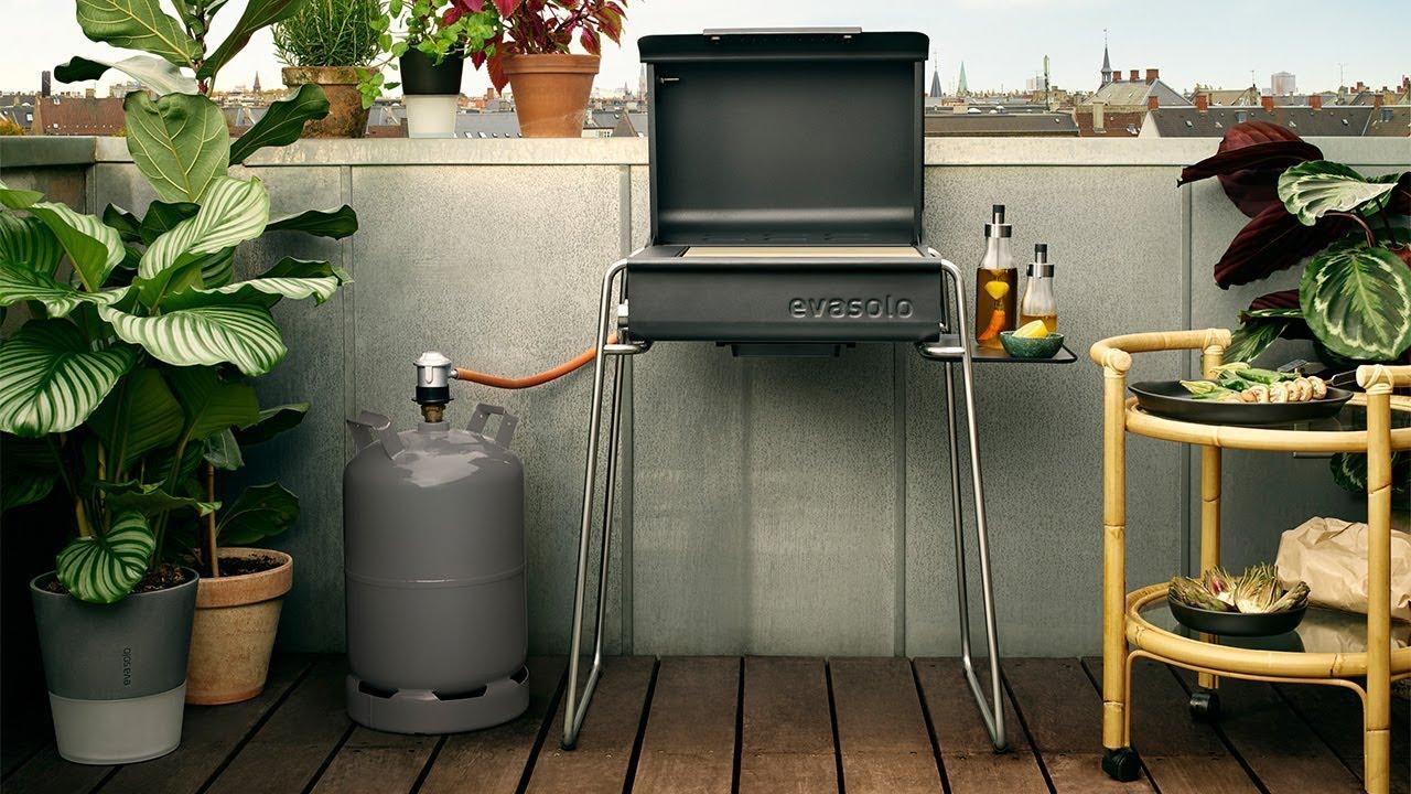 box gas grill eva solo youtube. Black Bedroom Furniture Sets. Home Design Ideas
