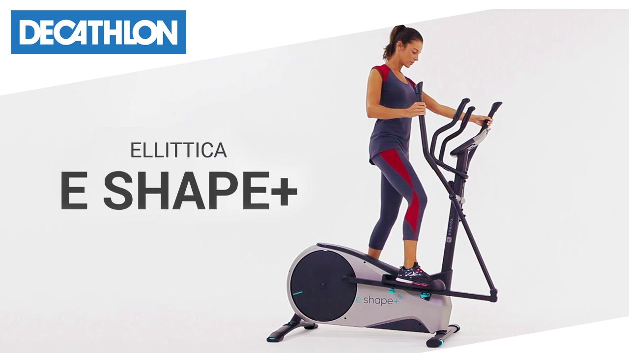 Ellittica E Shape Domyos Decathlon Italia