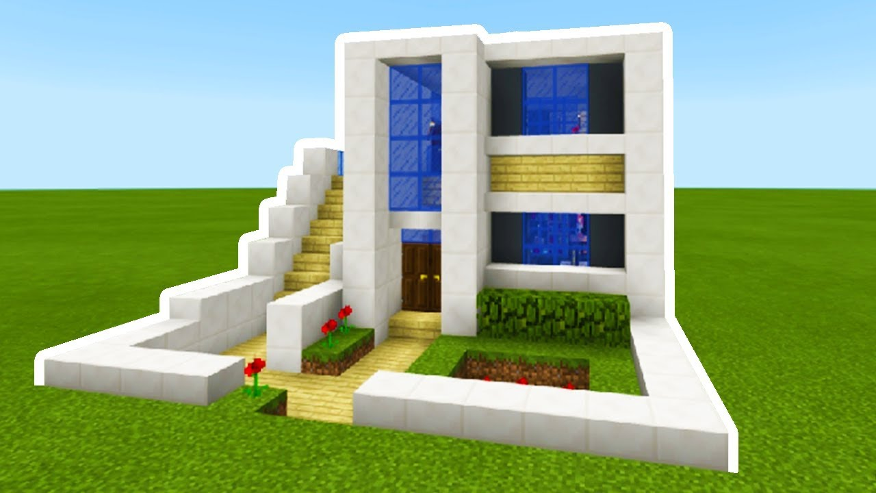 Minecraft Tutorial: How To Make The Ultimate Modern House ...
