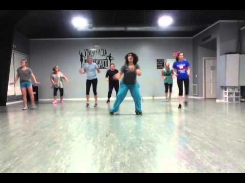 Gettin' In The Mood (For Christmas) - The Brian Setzer Orchestra-Zumba/Dance Fitness Choreo
