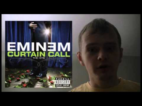 Eminem: Curtain Call: The Hits CD Review
