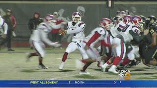 High School Football Steelers Game Of The Week: McKeesport Vs. Gateway