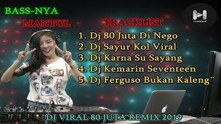 Download Lagu DJ VIRAL 80 JUTA REMIX 2019 ♫ DJ KEMARIN SEVENTEEN ♫ REMIX TERBARU 2019 mp3
