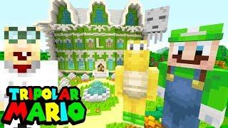 FUN MANSION IS BACK!? *FINALLY!* | Luigi's Fun Mansion | Minecraft Switch [24]