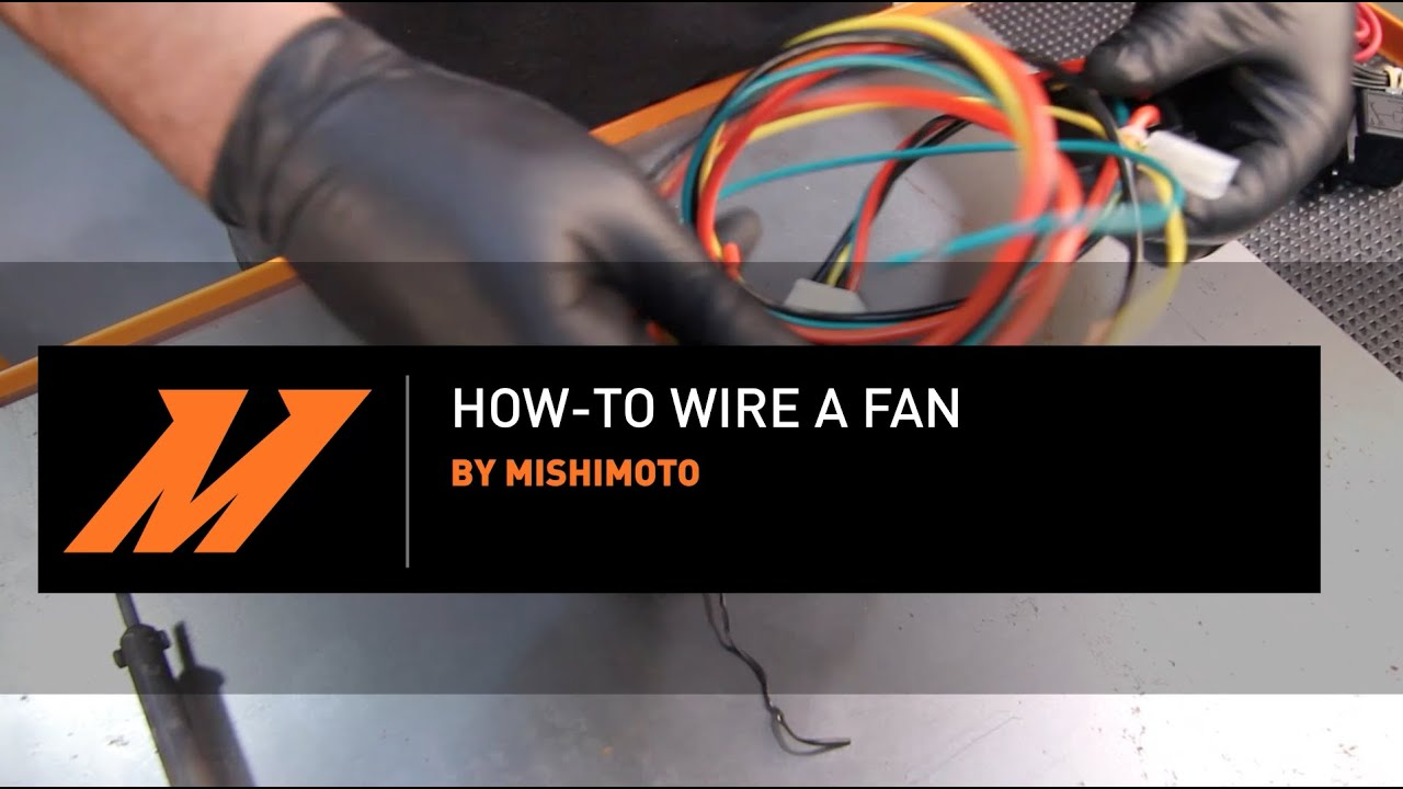 hight resolution of adjustable electric fan wiring diagram