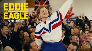 "Eddie the Eagle | ""America Cheers for Eddie"" TV Commercial 