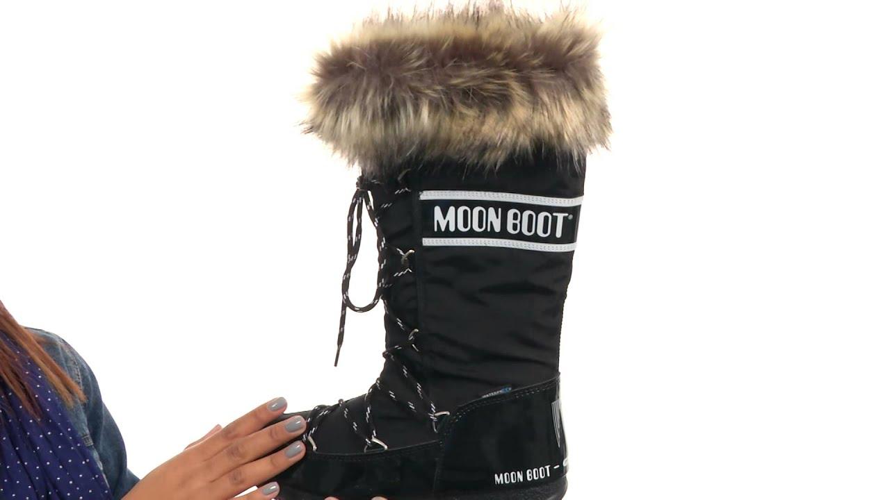 Tecnica Moon Boot W.E. Monaco SKU 8180380 - YouTube ad892f200fe