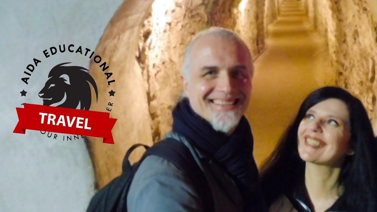 ENGLAND - RAMSGATE - TUNNELS - The Hidden Underground Town