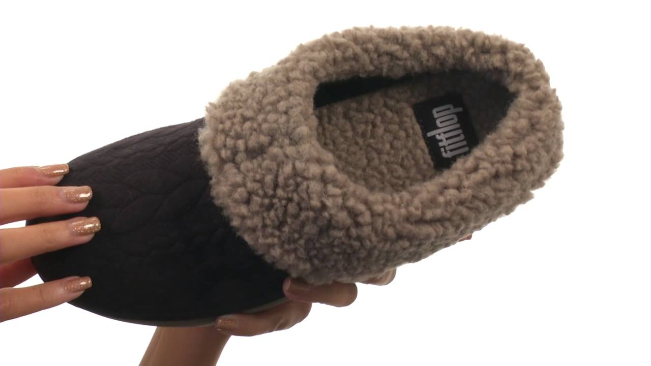 03bf8931f9e FitFlop Loaff Quilted Slipper SKU:8818502