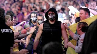 The Shield Best Entry WWE Raw