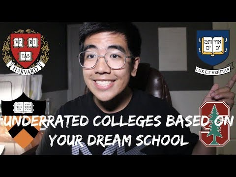Underrated Colleges You Should Apply To Based On Your Dream School