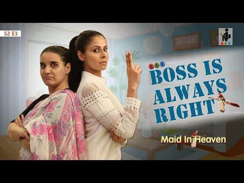 SIT | Maid In Heaven | BOSS IS ALWAYS RIGHT? | S2 E3 | Chhavi Mittal | Shubhangi Litoria