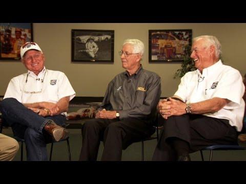 NASCAR Hall of Fame Chat Replay: Daytona