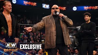 Tony Khan Pays Tribute to ECW w/ Taz, Chris Jericho, Jerry Lynn, Dean Malenko & CM Punk   10/08/21