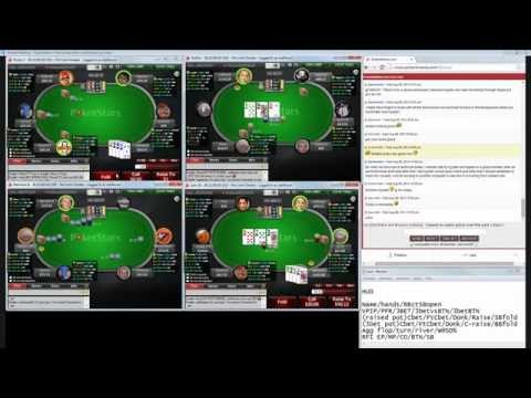 Poker Strategy - Pot Limit Omaha - Kyyberi on PLO50 tables 6.8. 2014
