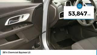 2014 Chevrolet Equinox LS Maplewood, St Paul, Minneapolis, Brooklyn Park, MN J13489A