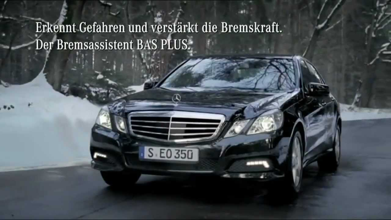 Best commercial mercedes benz e class sorry youtube for Mercedes benz commercials