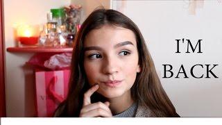 Я повернулася на YouTube/i'm BACK