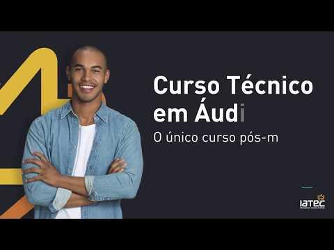 Curso Técnico em Áudio no Rio de Janeiro