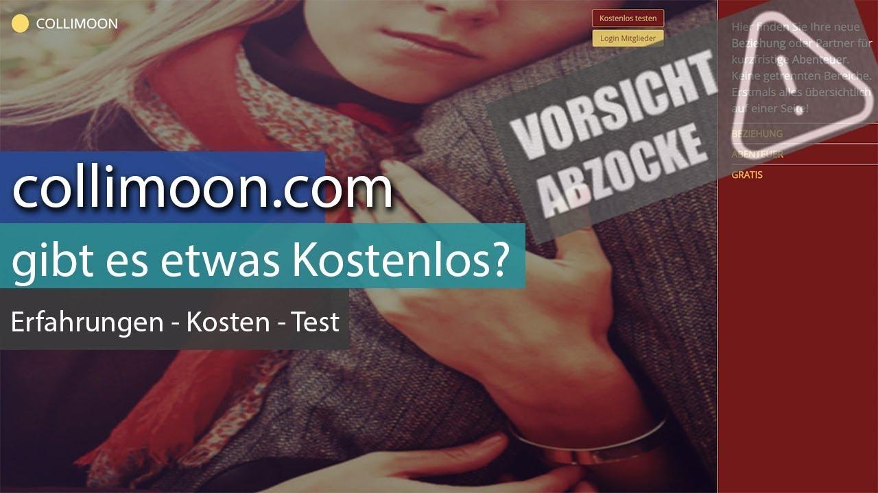 collimoon - Kostenlos oder Abzocke? - YouTube