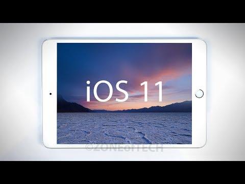 iOS 11 (iPad) - FULL Review! Mp3