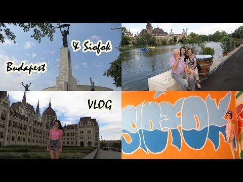Budapest & Siófok (Lake Balaton) Hungary VLOG | Margaret Island, City Park, Chain Bridge, Citadella