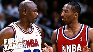 Kobe Bryant, not James Harden, is the best offensive player since Jordan - Stephen A. | First Take