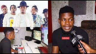 UTAIPENDA: MPAKA STUDIO PRODUCER MOKO AKITENGENEZA 'MWAMBIE SINA' YA KINGS MUSIC