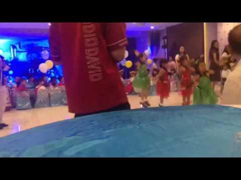 Ryoma 3 dance cece Vio hotel lombok plaza