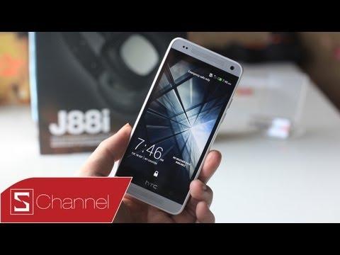 Schannel - Đánh giá HTC One mini: Thiết kế tốt, màn hình đẹp...- CellphoneS
