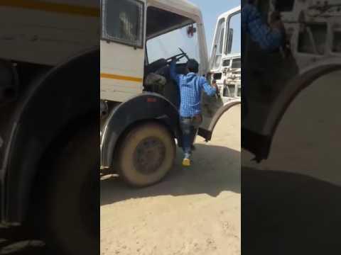 Shamil Heavy Trailer Driver