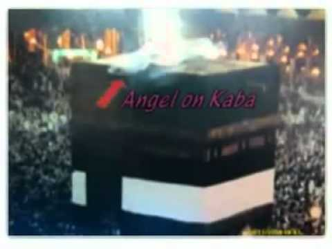 27 Ramdan 1431h Lailatol Qadorer Rat ( Angel on kaba ) - YouTube.FLV