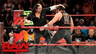 Matt Hardy interrupts Elias' latest performance: Raw, Nov. 20, 2017