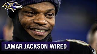 Ravens Wired Episode 14: Lamar Jackson Mic'd Up vs. New York Jets