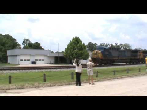 Waycross, Georgia to Jacksonville, Florida power move!