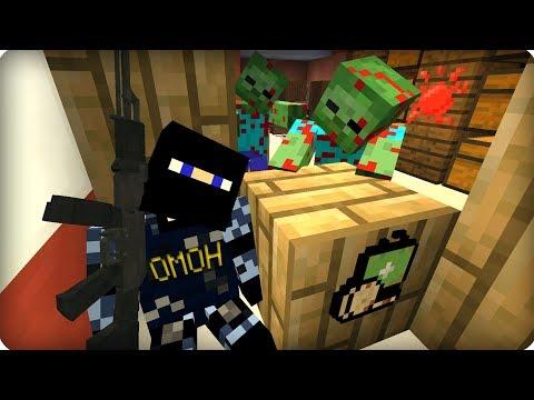Он ждал помощи до последнего [ЧАСТЬ 29] Зомби апокалипсис в майнкрафт! - (Minecraft - Сериал)