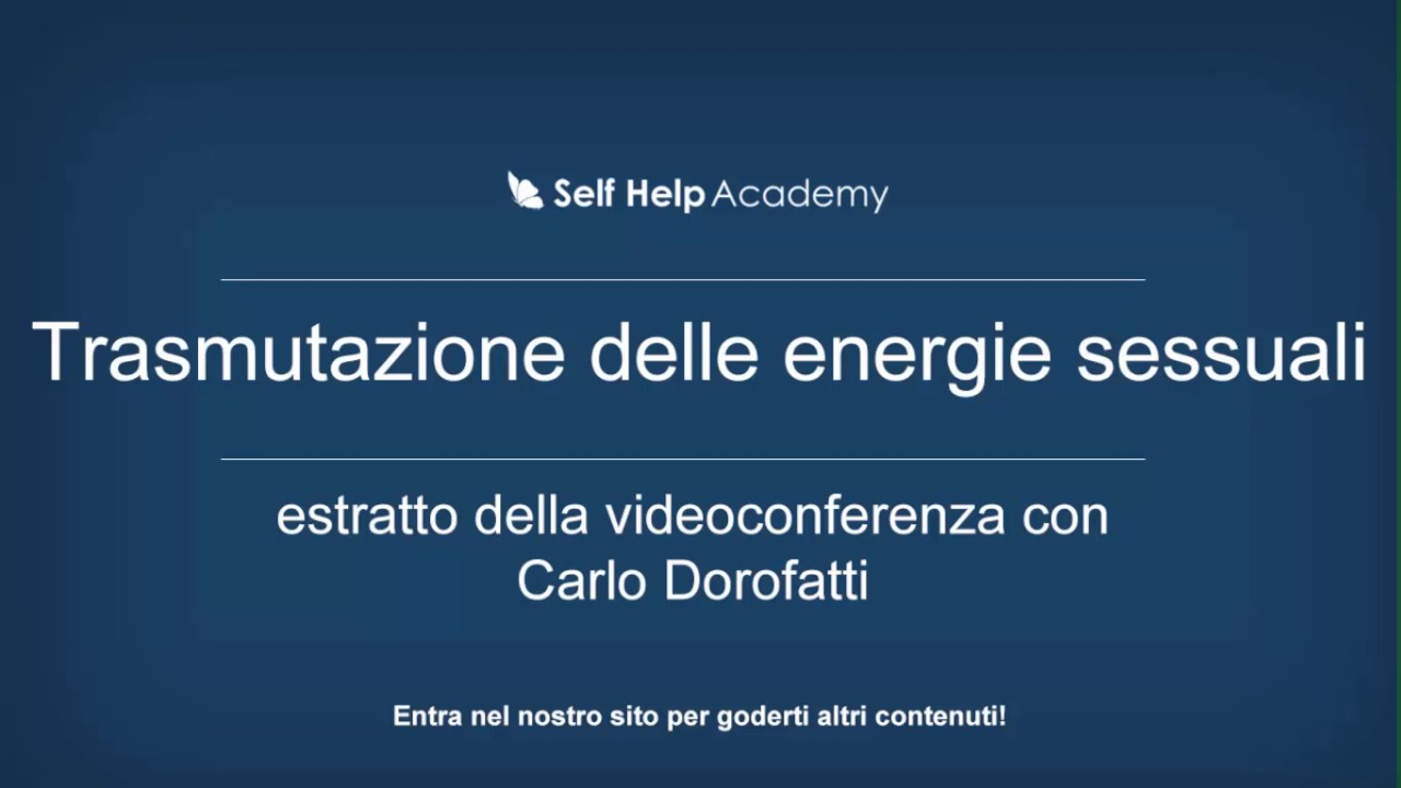 Download Energie sessuali - come trasformarle!