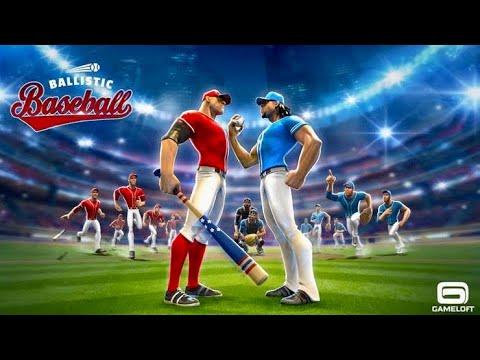 Ballistic Baseball (by Gameloft) Apple Arcade (IOS) Gameplay Video (HD)