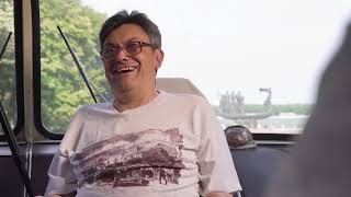 Володимир Вінник - про автомобілі з душею, машину свого діда і авто Городецькогоо