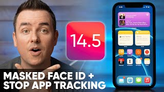 iOS 14.5 - TOP 5 New Features EXPLAINED!