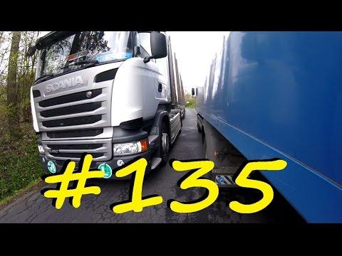 Český Truckvlog #135 - ,,Doručování BN / Mercedes-Benz Atego / Spadla mi přísavka,,