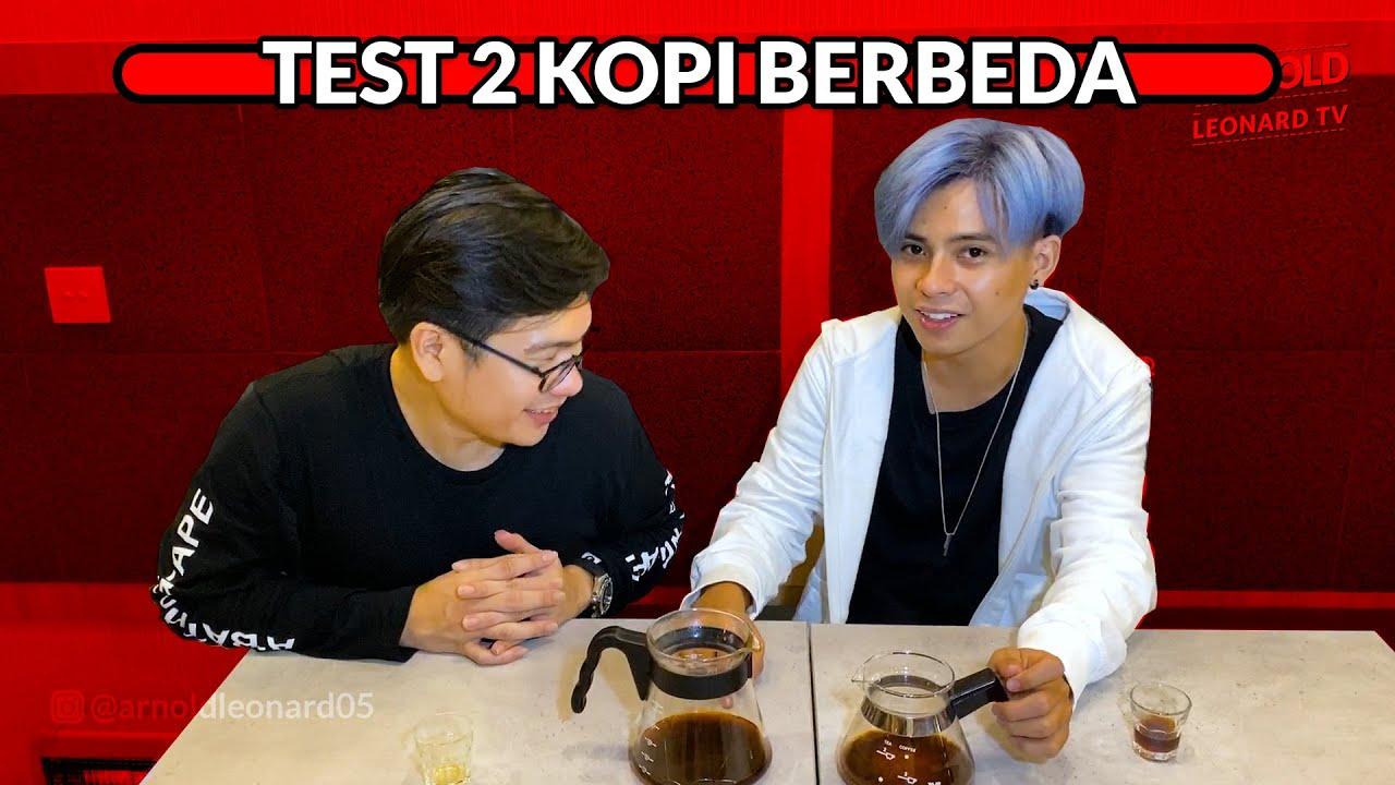 COFFEE TESTING DENGAN 2 METODE BERBEDA DI KOPI DK