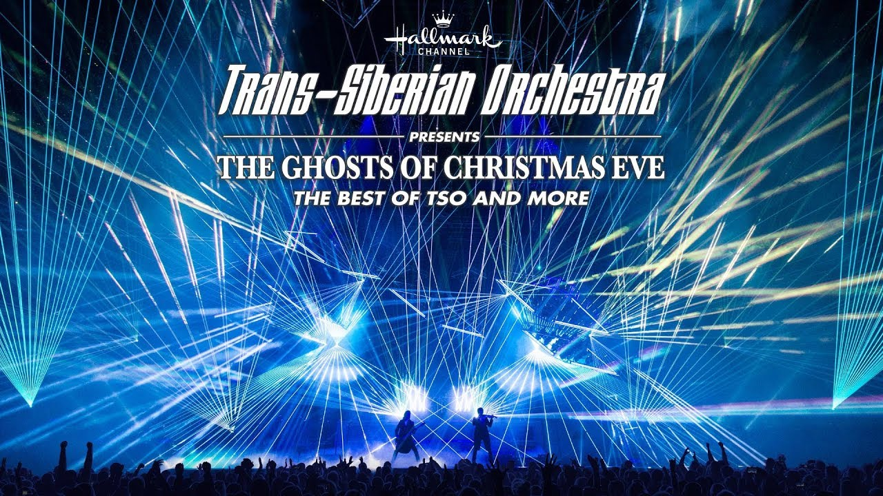 The Ghosts Of Christmas Eve 2019 Trans Siberian Orchestra 2018 Winter Tour   YouTube