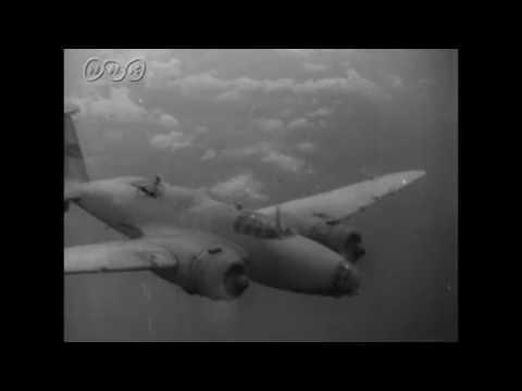Japanese Army Ki-21 Bombers Raid Chungking