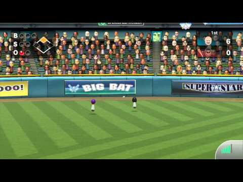 Wii Sports Club - Online Friend Game - Nilly896 Vs. AwesomeGamerland