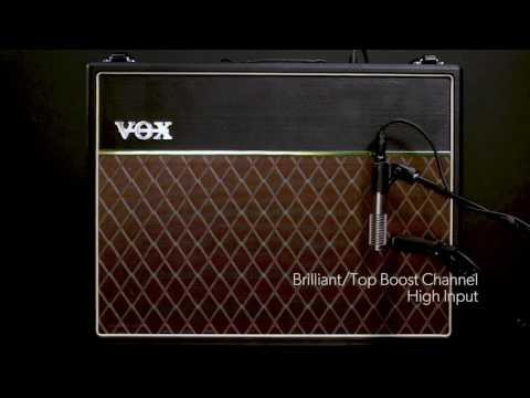 VOX Limited Edition 60th Anniversary AC30HW60 Tube Guitar Amp