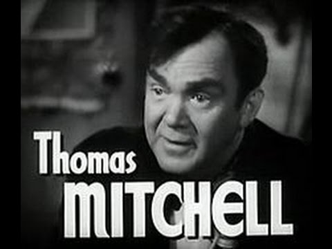 Thomas Mitchell lived here