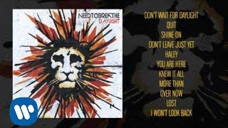 Watch Needtobreathe I Wont Look Back video